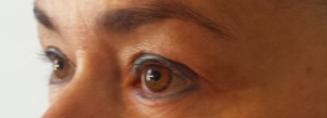 Before Eyeliner Freshen up