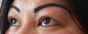 After Freshen up Block and Eyeliner