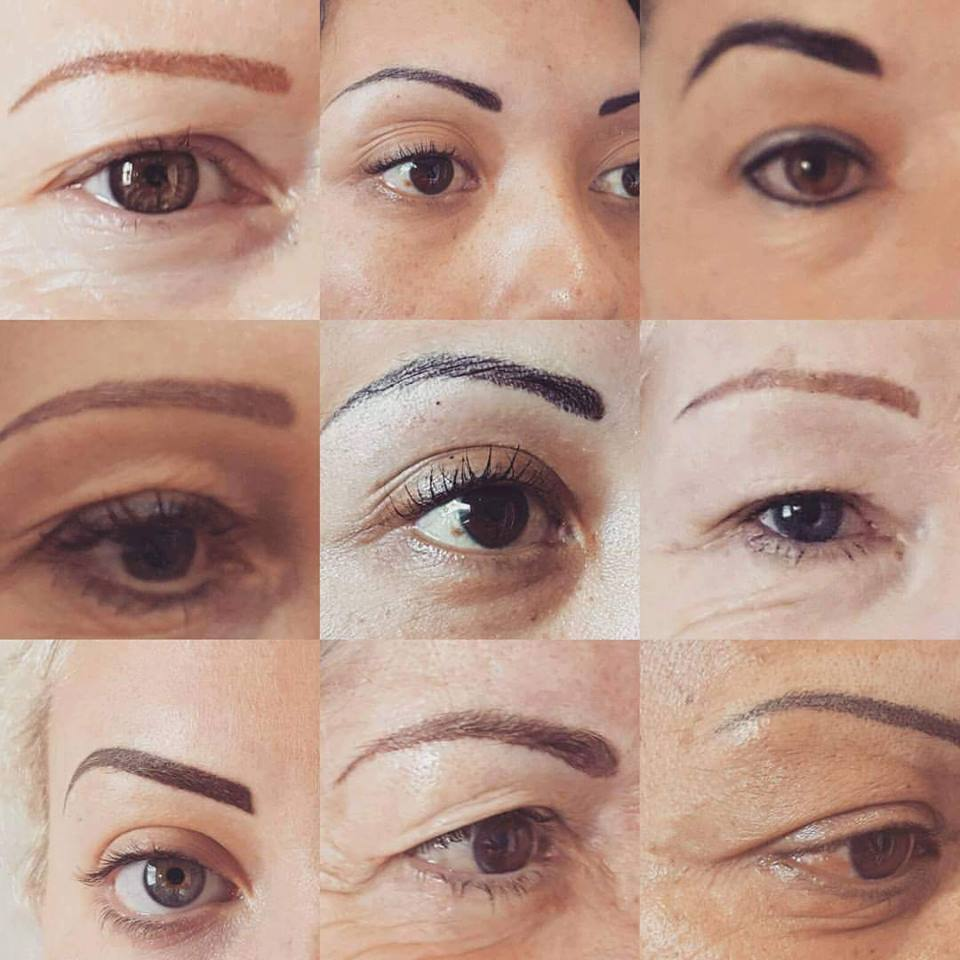 Eyebrows - Koosh Permanent Make-up/ Beauty and Massage, Hawkes Bay ...
